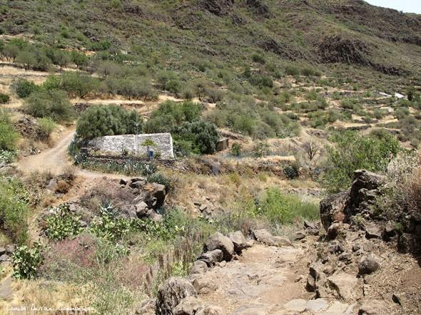 Caserío de Lereta - Guayadeque - Gran Canaria