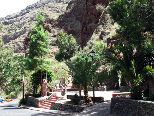 Cueva Bermeja - Guayadeque - Gran Canaria - bar restaurante Guayadaque