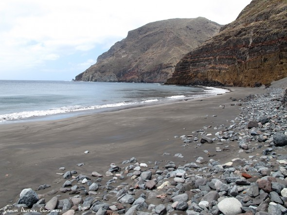Playa de Antequera - Anaga - Tenerife
