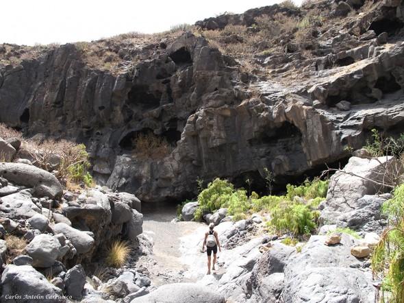 Barranco de la Linde - Fasnia - Tenerife
