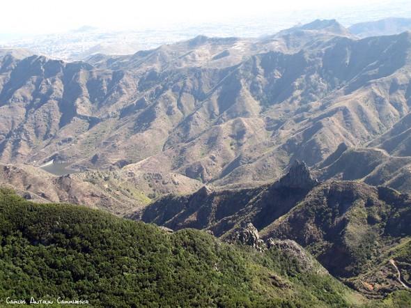 Mirador Pico del Inglés - Anaga - Tenerife