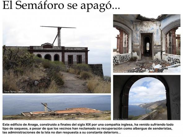Igueste de San Andrés - Tenerife<br/>El Semáforo