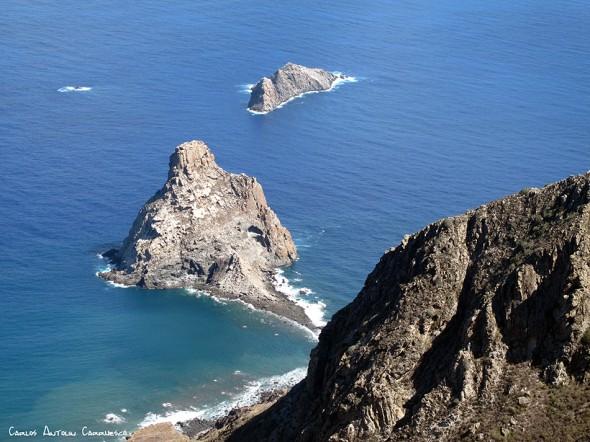 Anaga - Roque de Dentro - Tenerife
