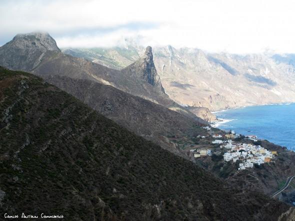 Anaga - Tenerife - Roque de las Ánimas - Almáciga