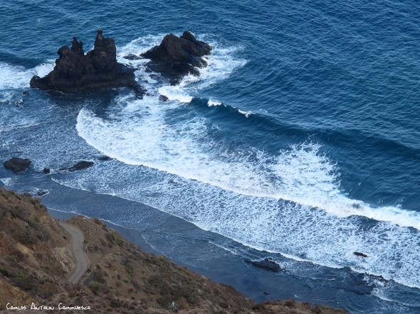 Anaga - Tenerife - playa de benijo