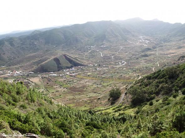 El Palmar - Callejón de Teno - Tenerife