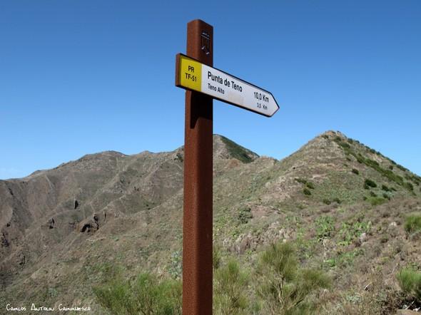 Mirador de La Tabaiba - Teno - Tenerife