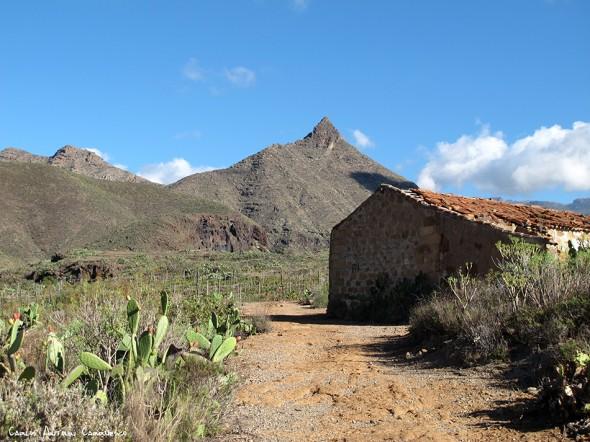 Vento - Arona - Roque Imoque - Tenerife