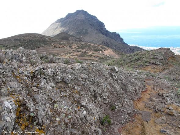 Camino de Suarez - Roque del Conde - Tenerife