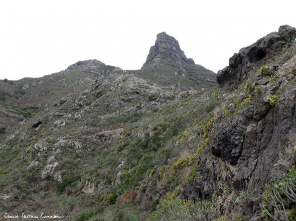Anaga - Tenerife - roque taborno
