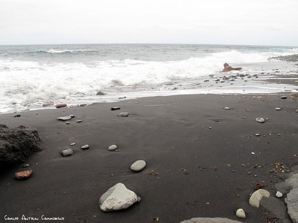 Playa de Tamadiste - Afur - Anaga - Tenerife