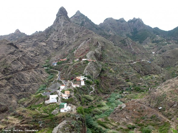 El Frontón - Anaga - Tenerife - Afur