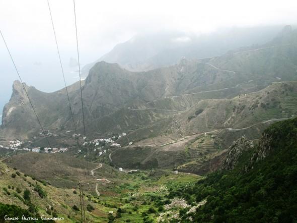 La Cumbrecilla (607 metros) - Anaga - Tenerife