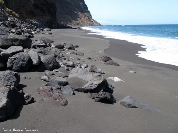 Playa de La Garañona - El Arenal - El Sauzal - Tenerife