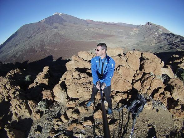 Roque de Los Almendros - Parque Nacional del Teide - Tenerife