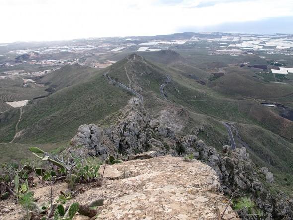 Monumento Natural de Jama - Mirador de La Centinela - César Manrique