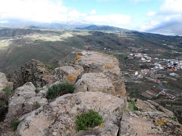 Monumento Natural de Jama - Cruz de Jama - Tenerife