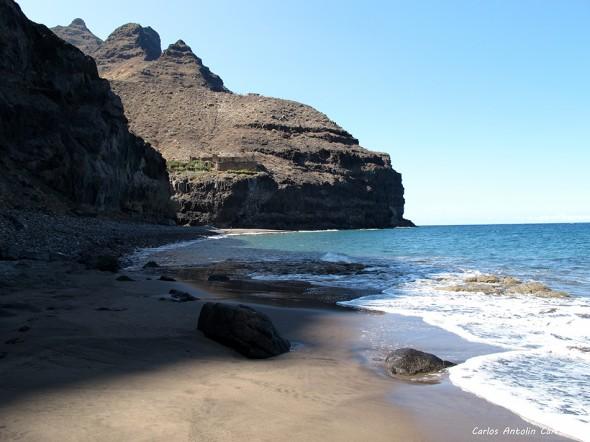 Playa de Güi Güi - Gran Canaria