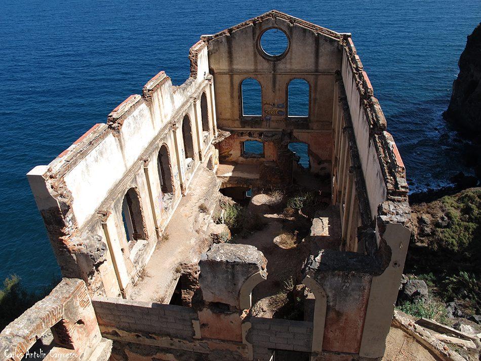 Los Realejos - Rambla de Castro - Tenerife - Casa Hamilton - Elevador de agua de La Gordejuela