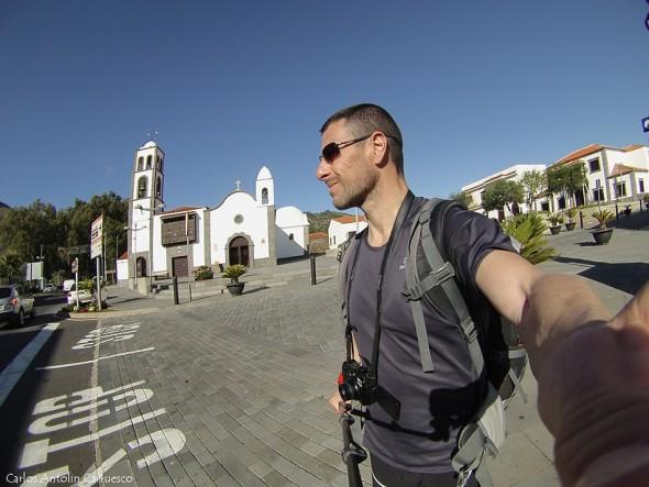 Santiago del Teide - Parque Rural de Teno - Tenerife