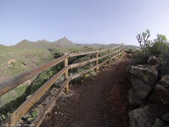 Camino de Suarez - Vento - Tenerife