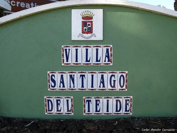Santiago del Teide - Teno - Tenerife
