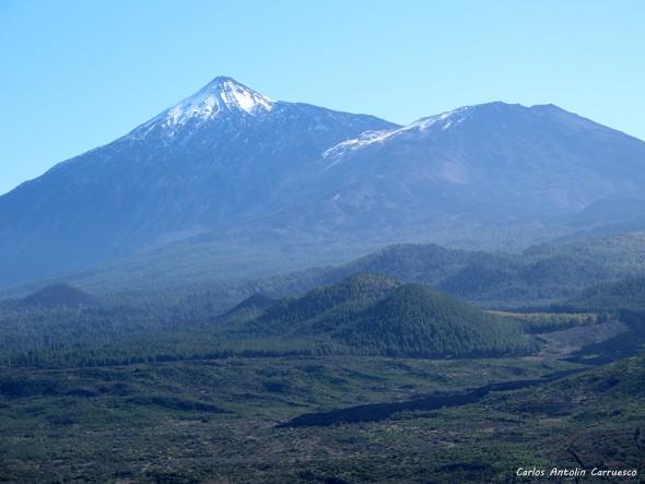 Santiago del Teide - Teno - Cumbre de Bolico - Tenerife - teide - pico viejo