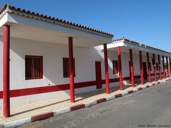 Cruz Roja - Las Galletas - Tenerife