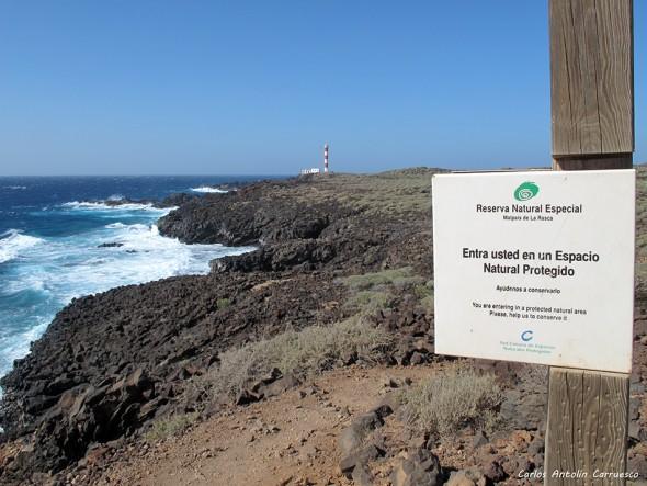 Malpaís de La Rasca - Tenerife