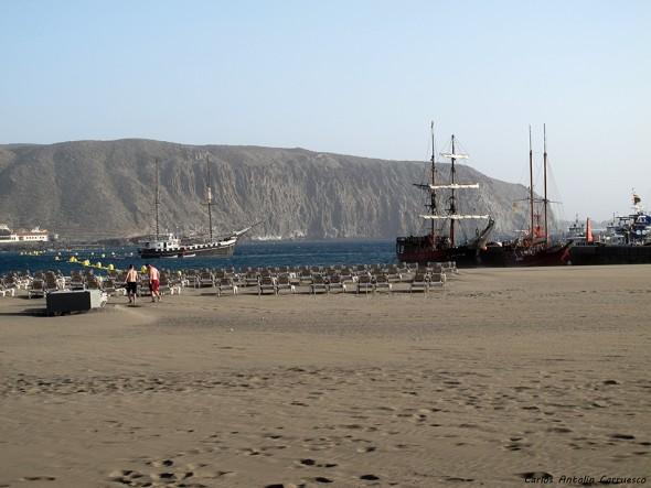 Playa de Los Cristianos - Tenerife - Los Cristianos