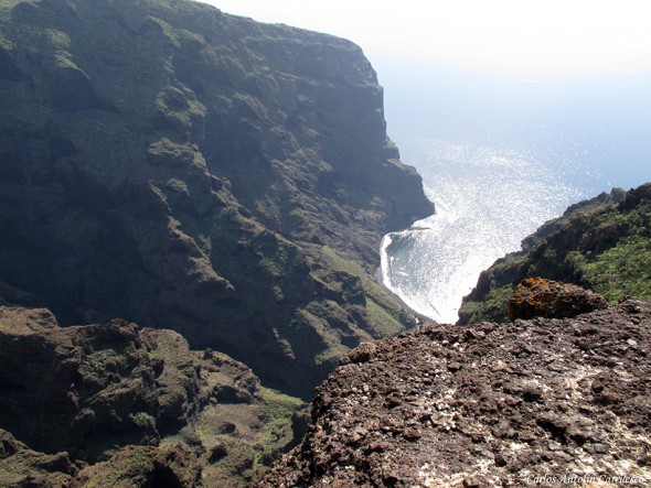 Barranco de Masca - Playa de Masca - Teno - Tenerife