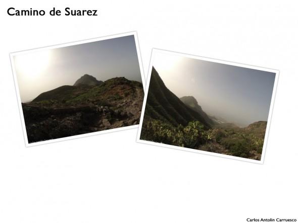 Camino de Suarez - Adeje - Tenerife