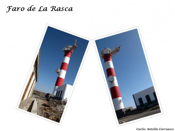 Faro de La Rasca - Tenerife