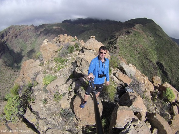 Cima Risco Blanco - Teno - Tenerife