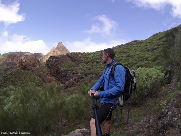 Cruz de Los Misioneros - Montaña de Guama - Teno - Tenerife