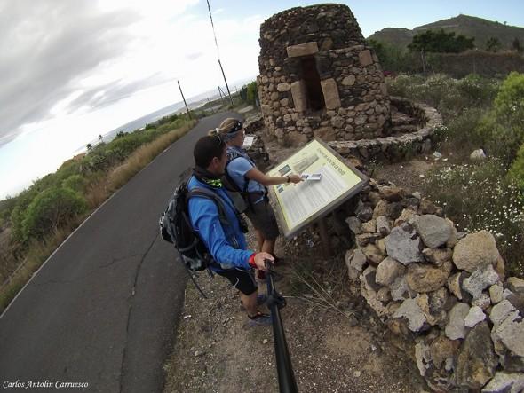 Horno de Teja - Caserío de La Hoya - Tenerife