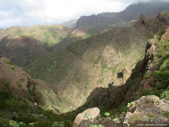 El Natero - Casas de Araza - Teno - Tenerife