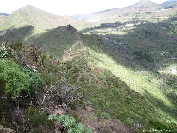 Cruz de Los Misioneros - Montaña de Guama - Tenerife