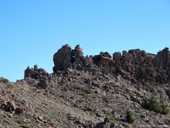 Cumbres de Ucanca - Parque Nacional del Teide - Tenerife