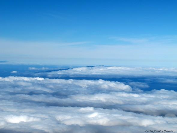 Mar de nubes - islas de La Palma y El Hierro - Cumbres de Ucanca