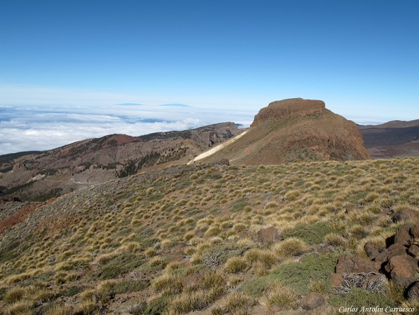 El Sombrero - Cumbres de Ucanca - Tenerife