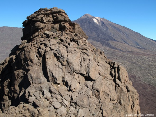 Cumbres de Ucanca - P.N. del Teide - Tenerife