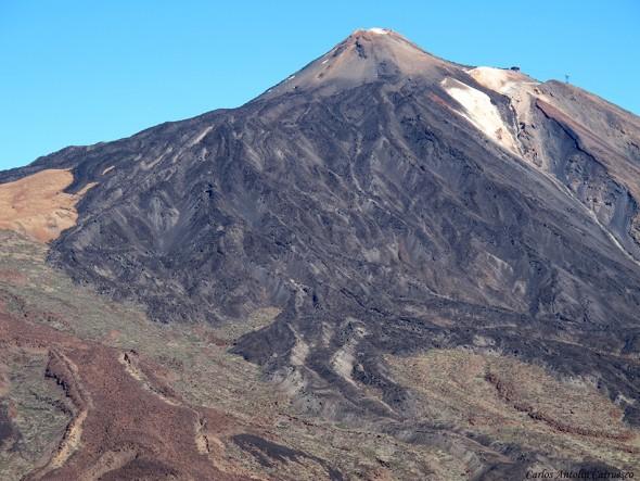 Cumbre del Sombrero - Cumbres de Ucanca - Teide - Tenerife - teide