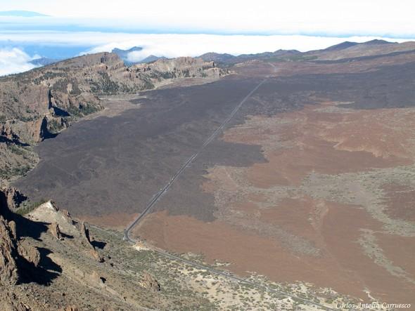 Boca Tauce - Teide - Tenerife