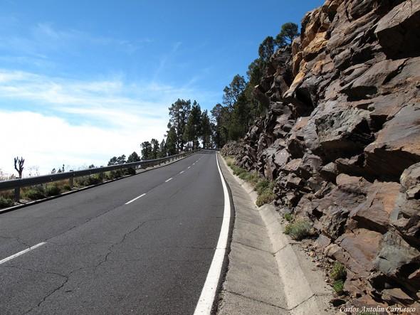 TF-21 - Parque Nacional del Teide - Tenerife