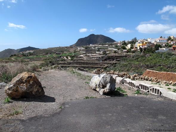 San Miguel de Abona - Tenerife - roque de jama
