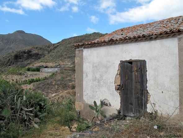 Caserío de La Hoya - Camino Real del Sur - Tenerife