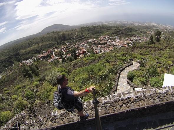 Guía de Isora - Mirador de Chirche - GoPro - Tenerife
