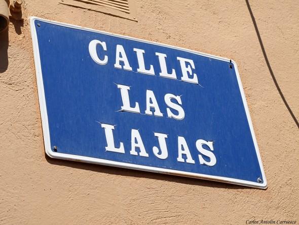Aldea Blanca - Calle Las Lajas - Tenerife