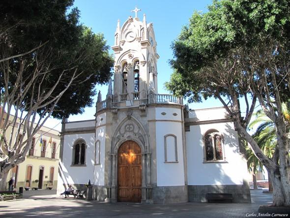 Iglesia de Nuestra Señora de La Luz - Guía de Isora - Tenerife